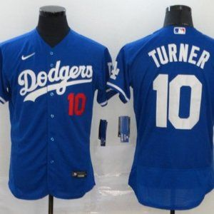 Men's Los Angeles Dodgers Justin Turner Jersey